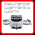 motorhome and caravan insurance and warranty work