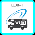 Motorhome and caravan Wifi internet