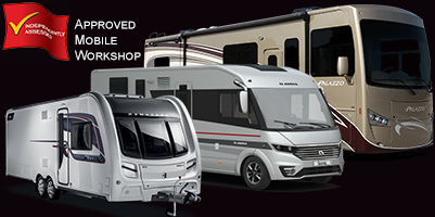 Notts County Campers approved workshop scheme logo